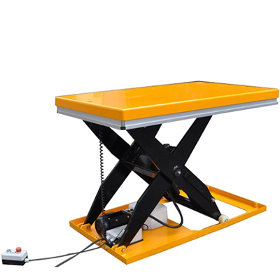 Single scissor lift table: LT500IM. Lift up to 3000 kg