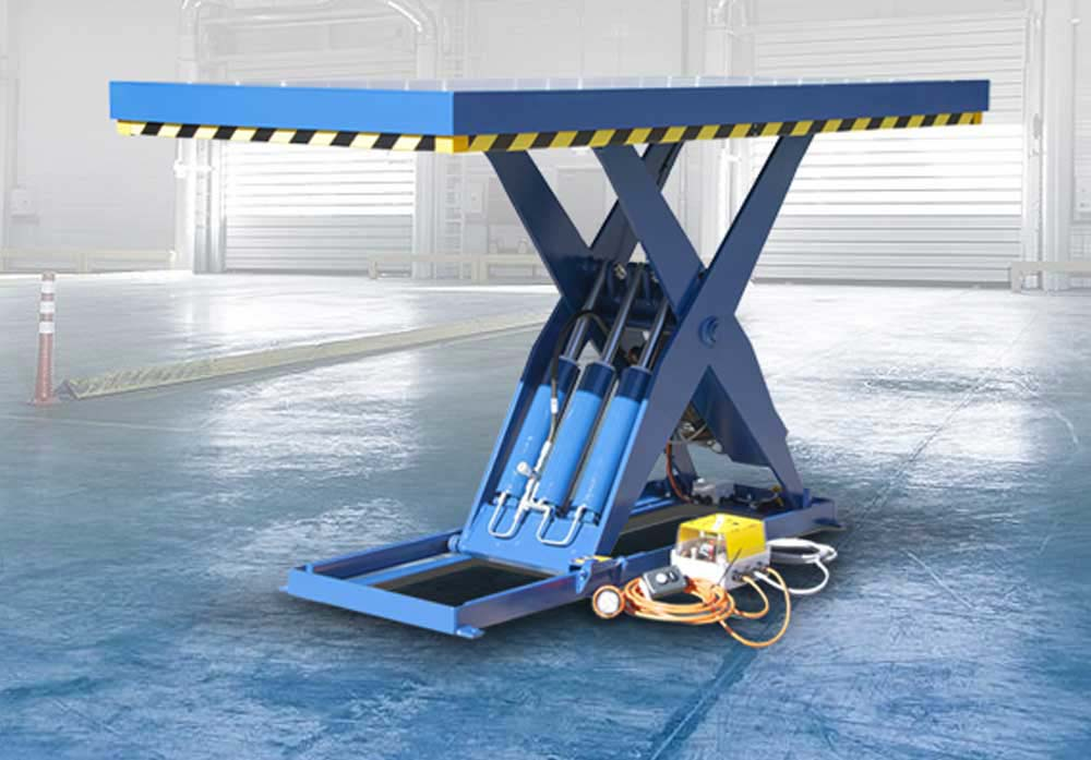 Hydraulic Scissor Lift Tables Pallet Positioners Lift