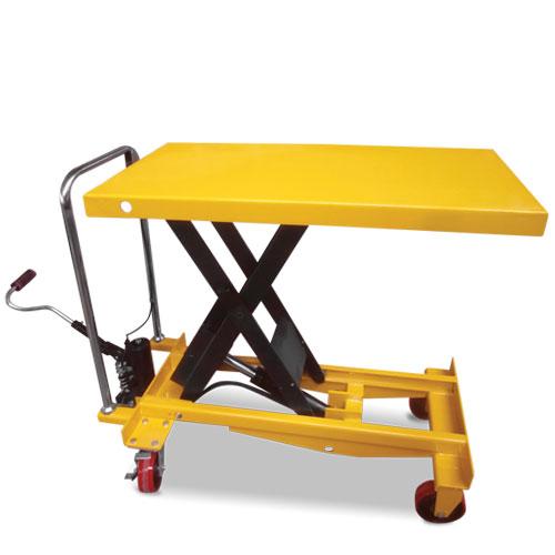Manual scissor lift: SLM1000