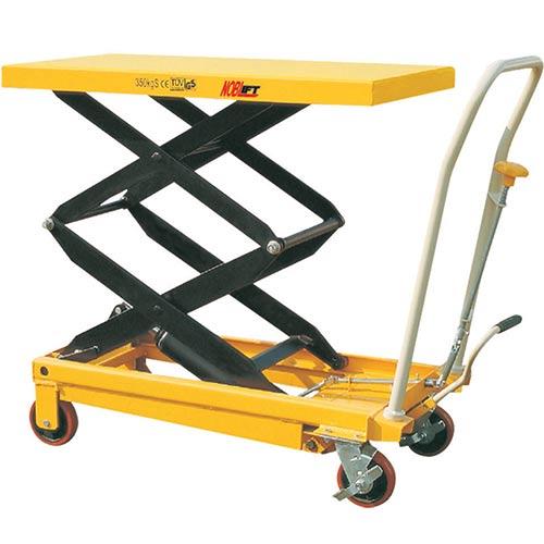 Manual scissor lift: SLM350