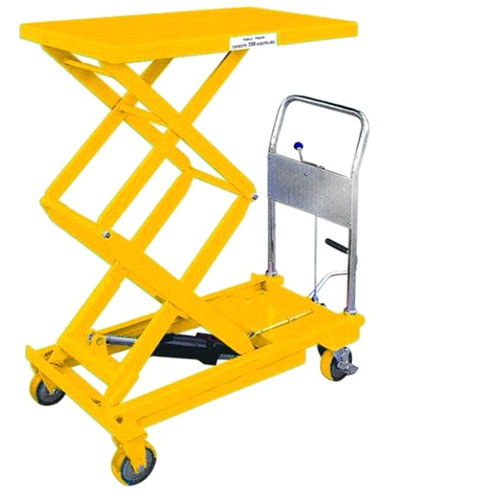 Manual scissor lift: SLM700