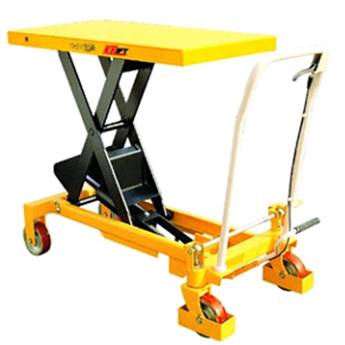 Manual scissor lift: SLM750