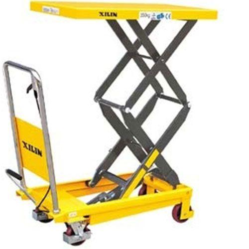 Manual scissor lift: SLM800