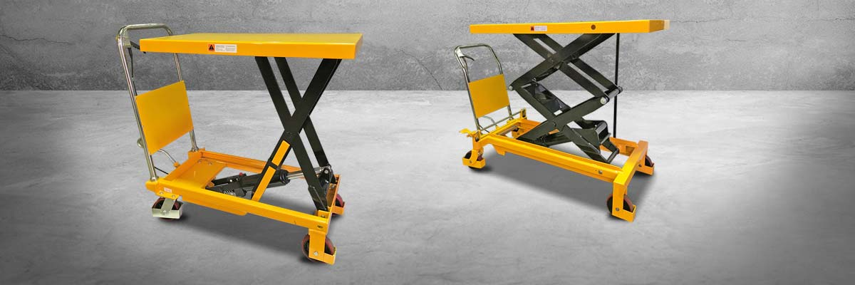 Scissor lifts Australia Mobile scissor lifts