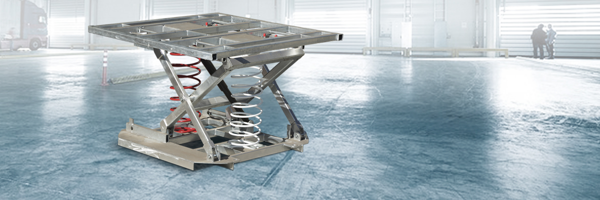 Scissor lifts Australia - Hydraulic scissor lift tables