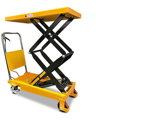 Mobile scissor lift - Scissor lifts Australia