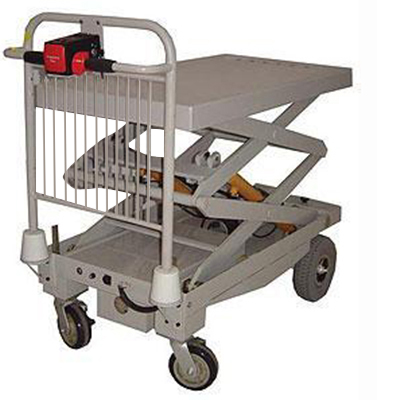 Battery powered scissor lift: LIFTMATE