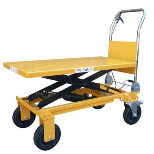 Manual scissor lift: SLM200