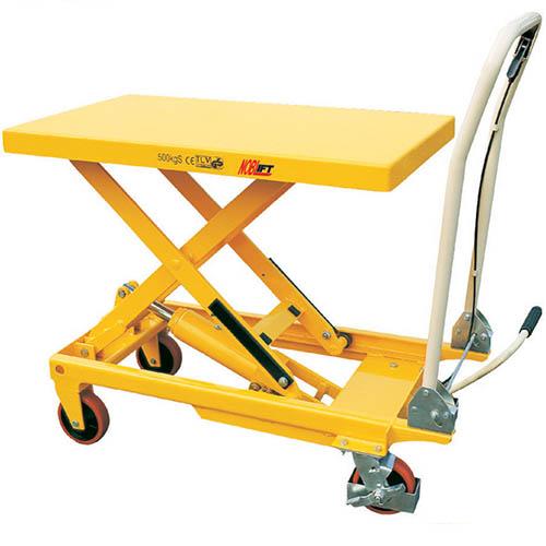 Manual scissor lift: SLM300