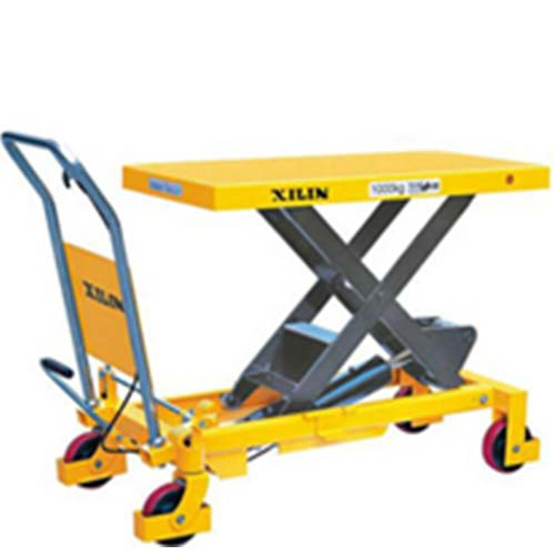 Manual scissor lift: SLM800L